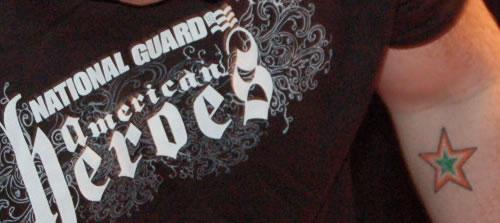MCC 14 MMA Tattoos