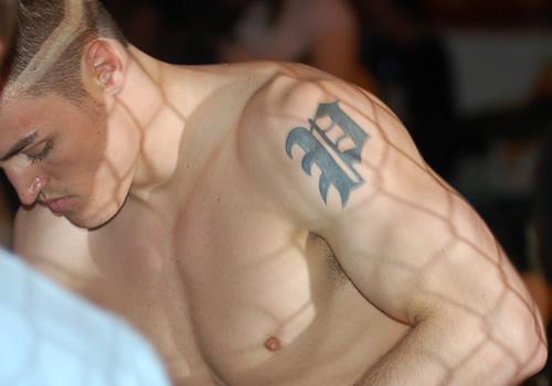 MMA Tattoos MCC 13