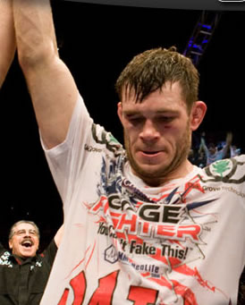 Forrest Griffin - new UFC Champion