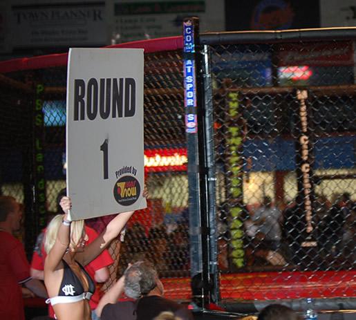 Fight Round 1
