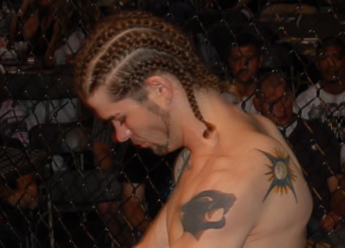 MCC 14 MMA Tattoos - John Followill