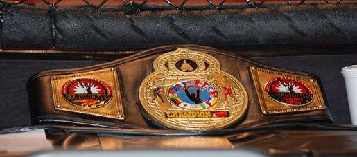 MCC Title Belt