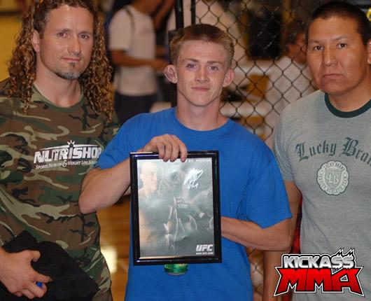 Marshalltown MMA - July 2008