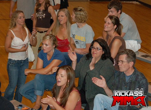 Marshalltown MMA - July 2008