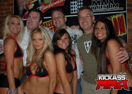 Max Fights MMA Crew