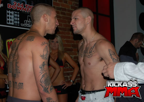 Max Fights MMA Weigh-Ins 1