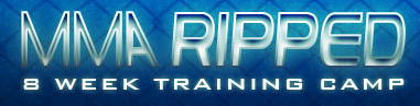 MMA Ripped Training Program