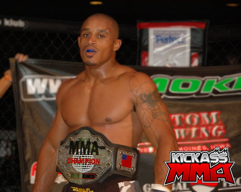 Max Fights DM Ballroom Brawl - Check out what went on both inside and outside the ring!