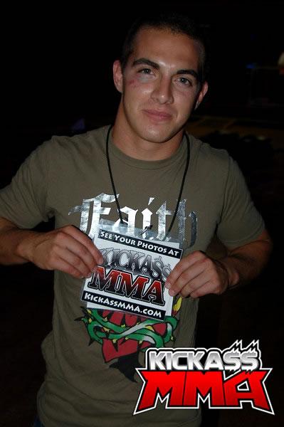 Click to see more KickAssMMA photos from Ballroom Brawl.