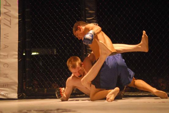 Max Fights DM Ballroom Brawl - Kinzebach vs. Dominguez