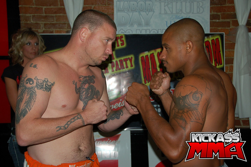 Click here to view Max Fights DM Ballroom Brawl weigh-in pics!