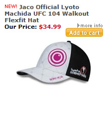 Lyoto-Machida-Hat