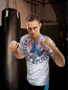 Jake Shileds UFC 129